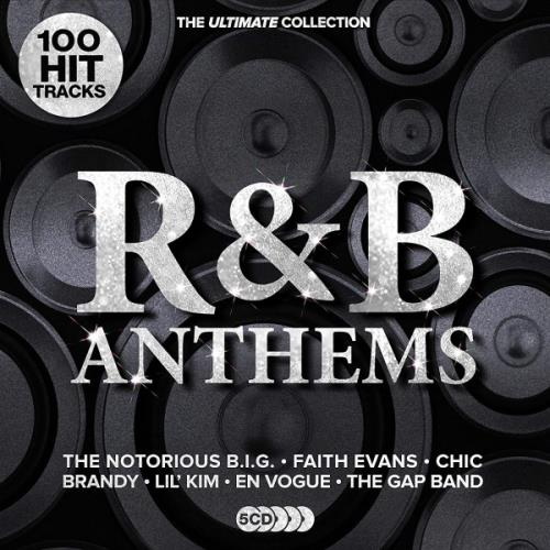 100 Hit Tracks The Ultimate Collection: RnB Anthems (5CD) (2020)