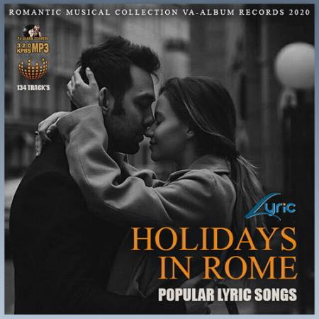 Holidays In Rome: Pop Lyric Songs (2020)