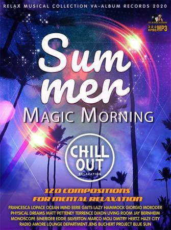 Summer Magic Morning: Chillout Party (2020)