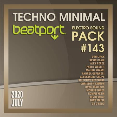 Beatport Techno Minimal: Electro Sound Pack #143 (2020)