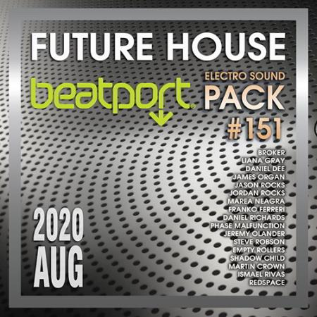 Beatport Future House: Electro Sound Pack #151 (2020)