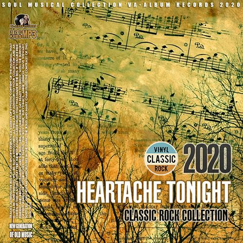 Heartache Tonight: Classic Rock Collection (2020)