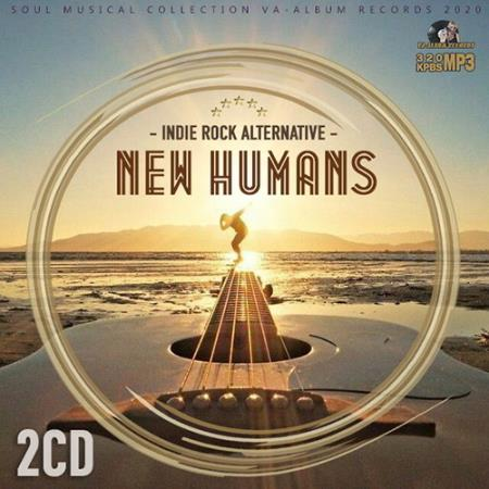 New Humans: Alternative And Rock Inde Music (2020)