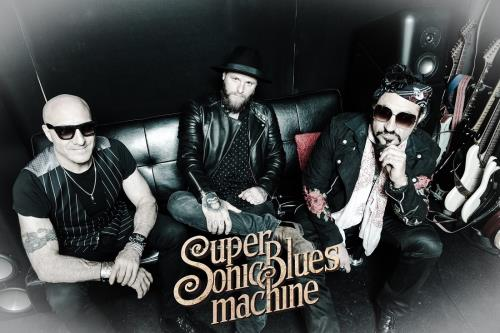 Supersonic Blues Machine - 3 Albums (2016-2019) FLAC