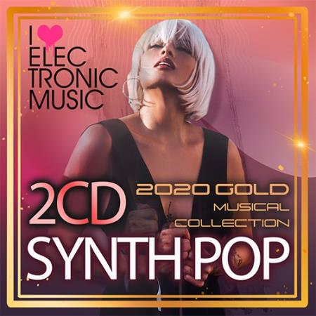 2CD Synthpop Gold Musical Collection (2020)