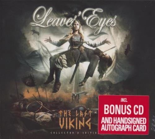 Leaves' Eyes - The Last Viking (2CD) (2020) FLAC