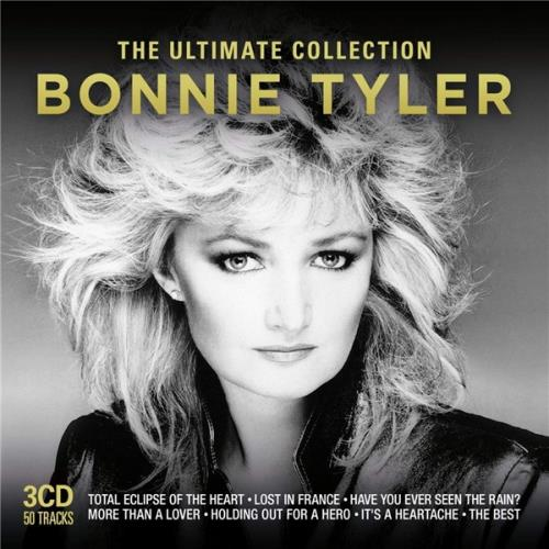 Bonnie Tyler - The Ultimate Collection (3CD) (2020) FLAC