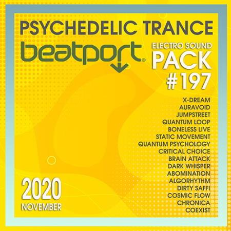 Beatport Trance: Electro Sound Pack #197 (2020)