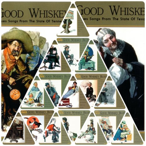 Good Whiskey Blues: Paradise series, Vol. 1-18 (2002)