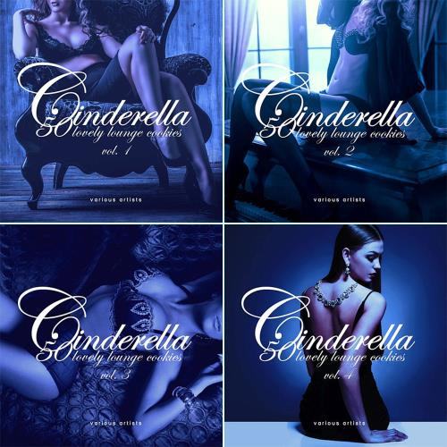 Cinderella vol. 1-4 (50 Lovely Lounge Cookies) (2019) AAC