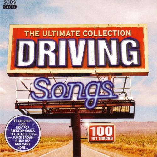 Driving Songs - The Ultimate Collection (5CD) (2014) FLAC