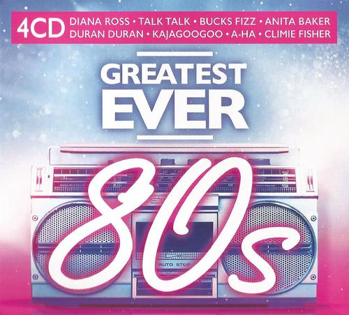 Greatest Ever 80s (4CD) (2020) FLAC