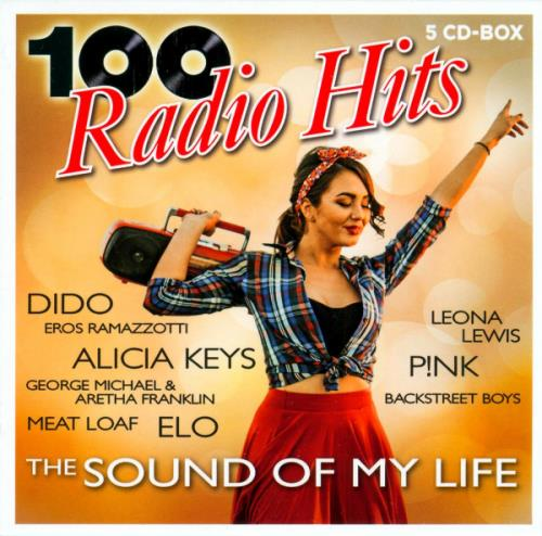 100 Radio Hits: The Sound Of My Life (5CD) (2020)
