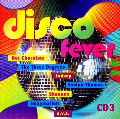Disco Fever (CD3) (1998) FLAC