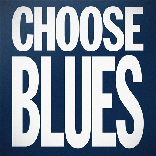 Choose Blues (2021) FLAC
