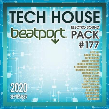 Beatport Tech House: Electro Sound Pack #177-1 (2020)
