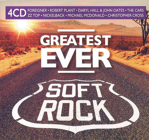 Greatest Ever - Soft Rock (4CD) (2020) FLAC