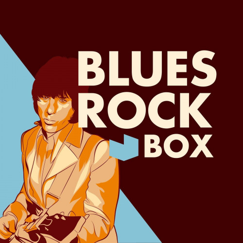 Blues Rock Box (2020) FLAC