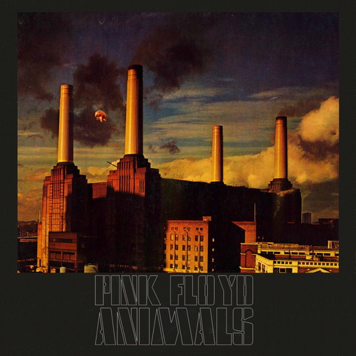 Pink Floyd - Animals (Remasters) (2017) FLAC