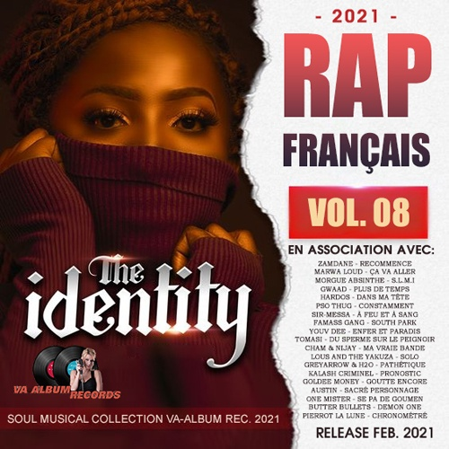 The Identity: Rap Francais Vol.08 (2021)