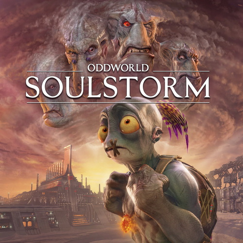 Oddworld: Soulstorm (RUS|ENG|Other) (2021) PC