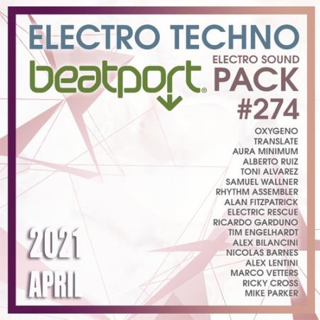 Beatport Electro Techno: Sound Pack #274 (2021)