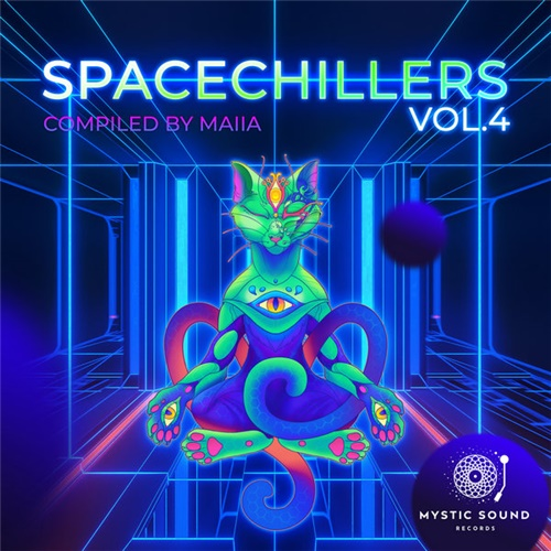 Spacechillers Vol. 4 (2021) FLAC