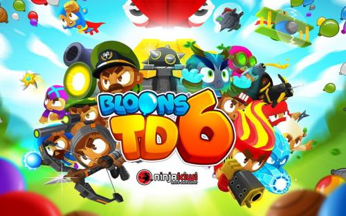 Bloons TD 6 + Multiplayer (v 24.2.3734) (2018|RUS|ENG|MULTi) PC | RePack от Pioneer