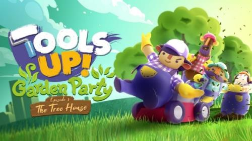 Tools Up! Garden Party (b11241980 + DLCs) (2019|RUS|ENG|MULTi12) PC | RePack от Pioneer