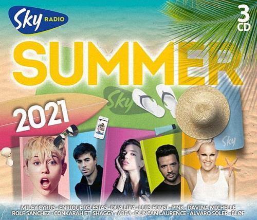 Sky Radio Summer Hits (3CD) (2021)